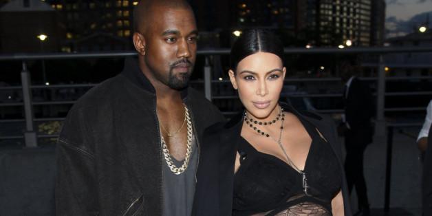 Kim Kardashian und Kayne West sind seit Kurzem Eltern eines Sohnes
