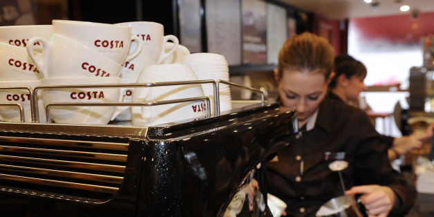 Costa Coffee will pay its baristas more than the new National Living Wage