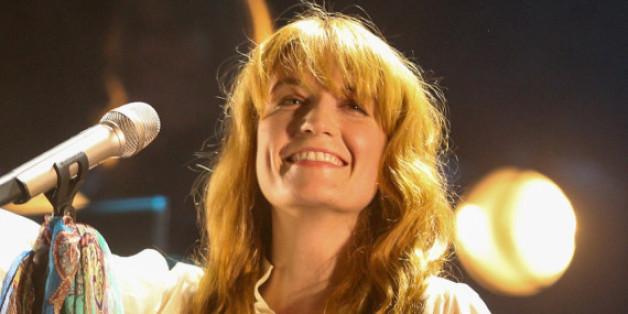 Florence Welch, die wilde Frontfrau von Florence + The Machine