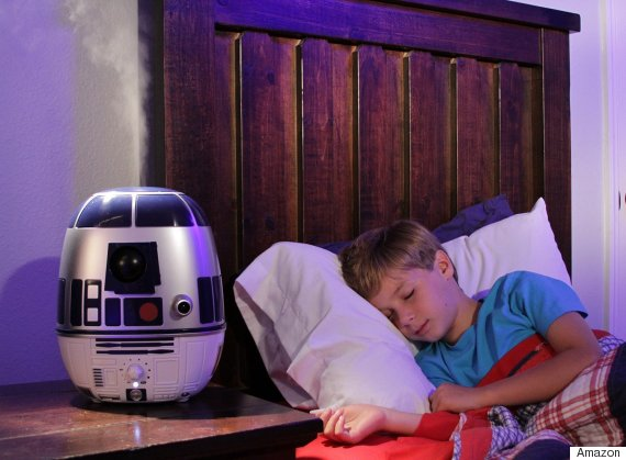 r2d2 humidifier