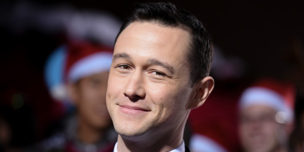 "Actor Joseph Gordon-Levitt attends the LA Premiere of ""The Night Before"" held at The Theatre at Ace Hotel on Wednesday, Nov. 18, 2015, in Los Angeles. (Photo by Richard Shotwell/Invision/AP)"