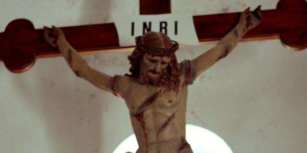 So zeigen viele Kirchen Jesus Christus - doch es ist eher unwahrscheinlich, dass er so ausgesehen hat