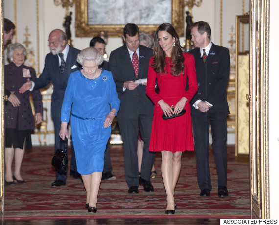 kate middleton feb 2014