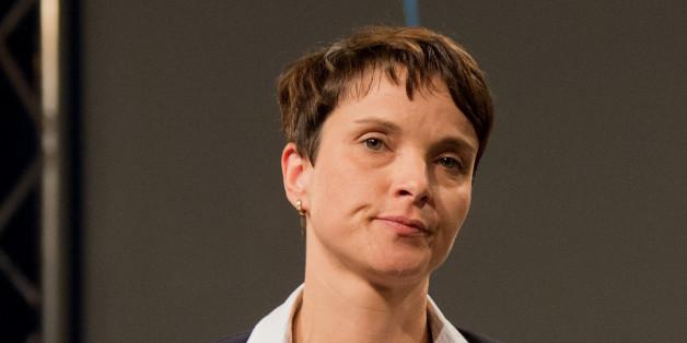 Leipziger wollen keine Wohnung an AfD-Chefin Petry vermieten