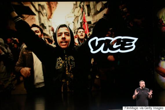 shane smith vice