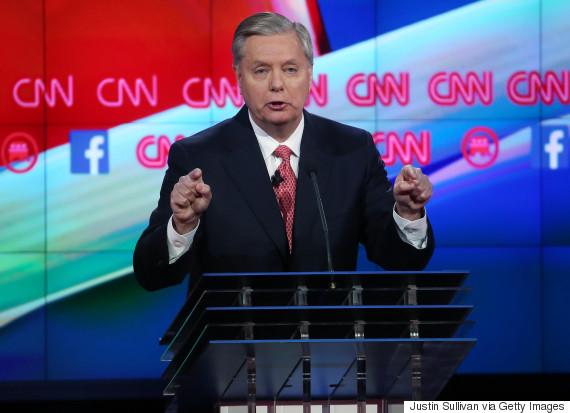 lindsey graham cnn debate