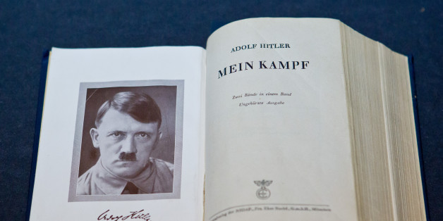 "Hitlers ""Mein Kampf"" soll nachgedruckt werden"