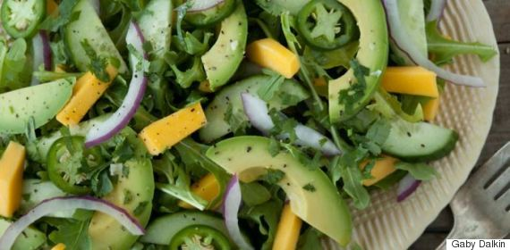 salad gaby dalkin