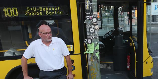 Gewalt-Wahnsinn: Deshalb müssen jetzt sogar Busfahrer geschützt werden