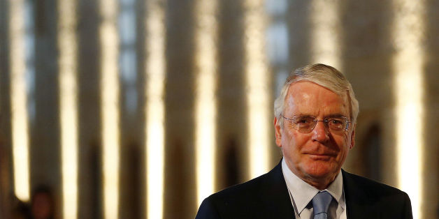 "Former British Prime Minister John Major: ""Flirting with leaving at a moment when the whole world is coming together seems to me to be very dangerous and against our long-term interests."""