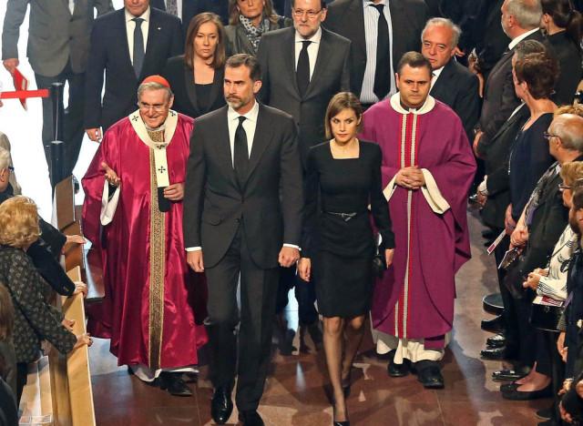 spanische royals trauer