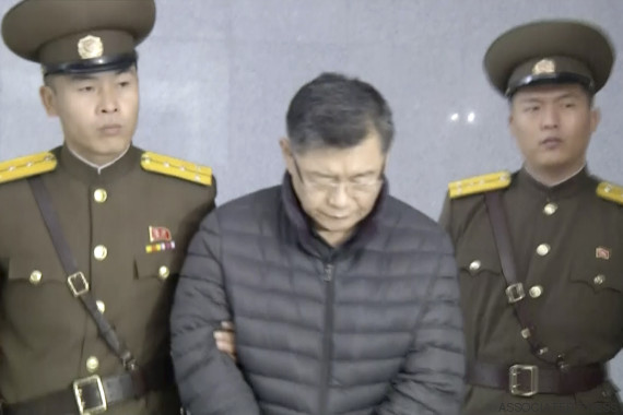 Hyeon Soo Lim, Pastor Sentenced In North Korea, Draws Hundreds To Parliament Vigil
