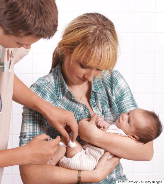 meningitis baby
