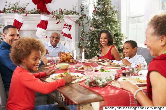 christmas meal
