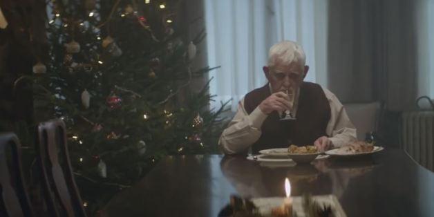 Arthur Nightingale in der rührenden Edeka-Werbung