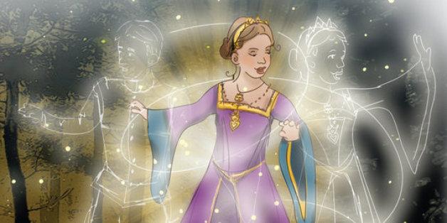 Dans ce conte de fée, le personnage principal est une princesse trans