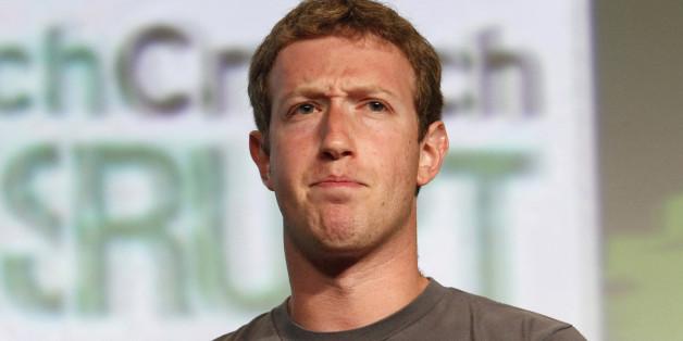 Mark Zuckerberg ist enttäuscht von Brasilien.