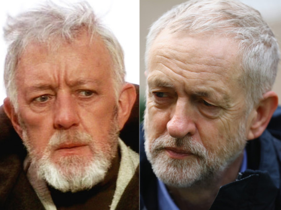 jeremy corbyn obi wan kenobi