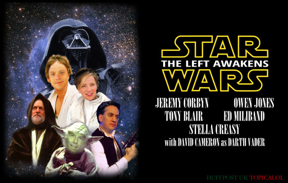 star wars the left awakens