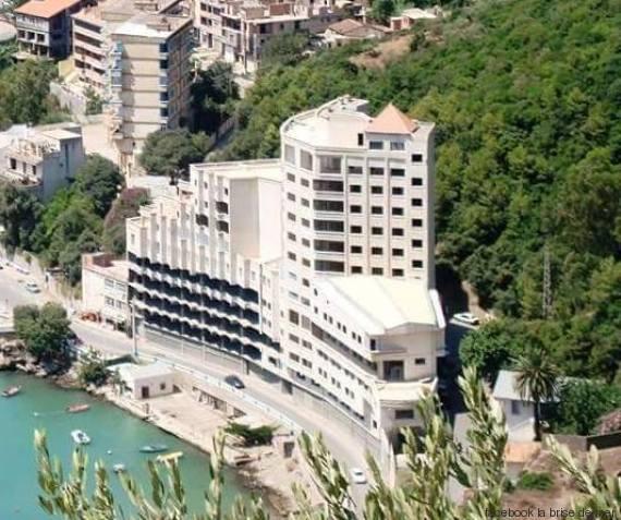 hôtel yugarithen bajaïa
