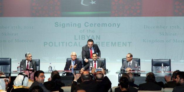 Skhirat: Signature sous l'égide de l'ONU d'un accord interlibyen contesté