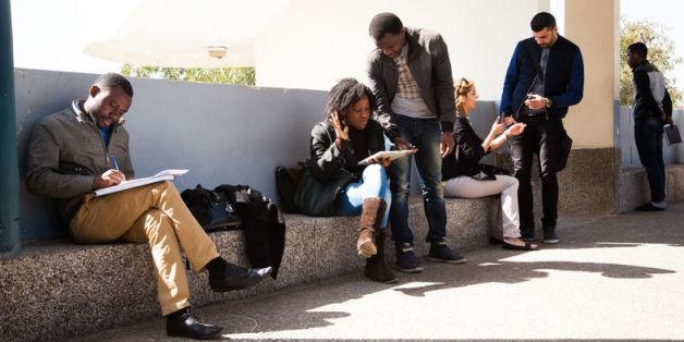 Combien de jeunes Subsahariens effectuent leurs études au Maroc?