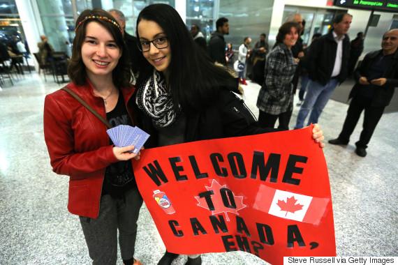 syrian refugees canada
