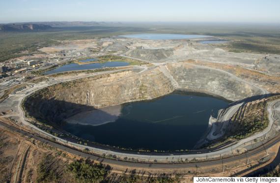 australia uranium