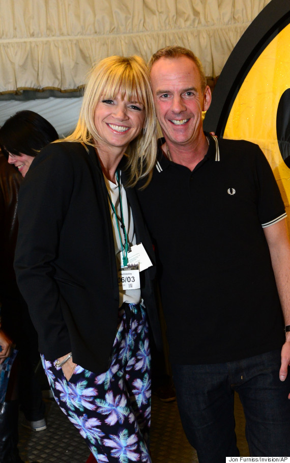 zoe ball norman cook