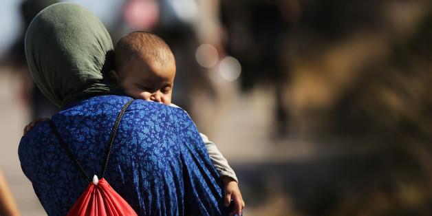 Sind 2015 so viele Menschen auf der Flucht wie noch nie?