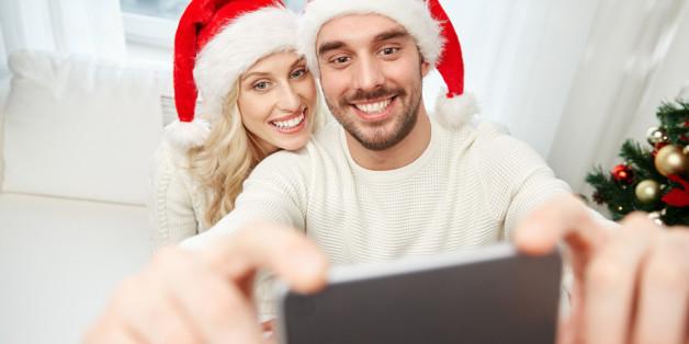 Weihnachten ohne Smartphone ist für die meisten Menschen mittlerweile undenkbar.