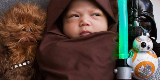 So ein niedlicher Jedi: Maxima Zuckerberg