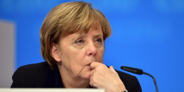 Angela Merkel ist es egal.