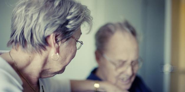 1,5 Millionen Deutsche haben Alzheimer. Manche vergessen ihre Liebsten.
