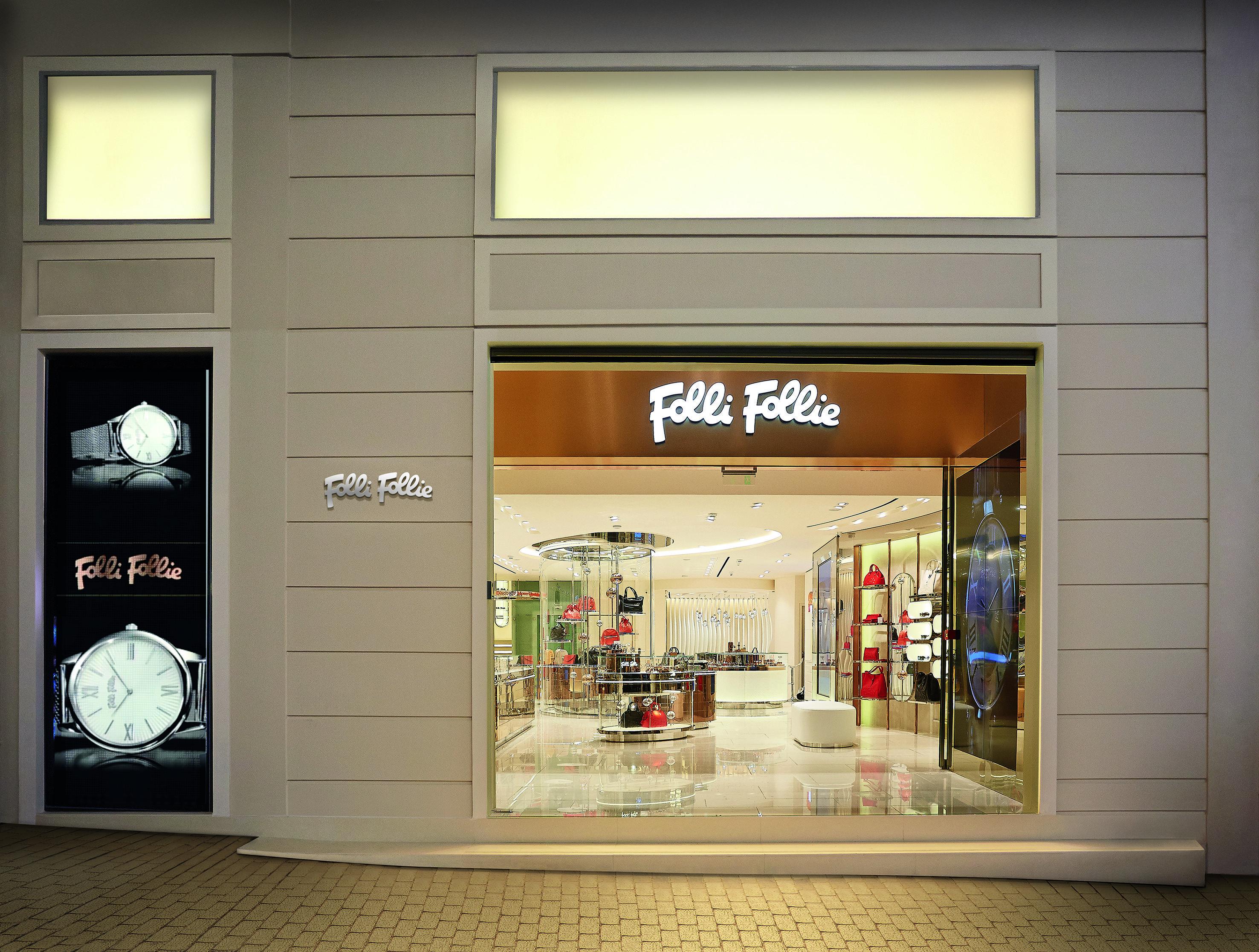 af591aeee2 Η Folli Follie κάνει το όνειρο πραγματικότητα με το νέο της «Concept ...