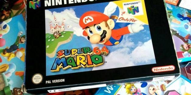 """""""Super Mario"""" könnt ihr online spielen"""
