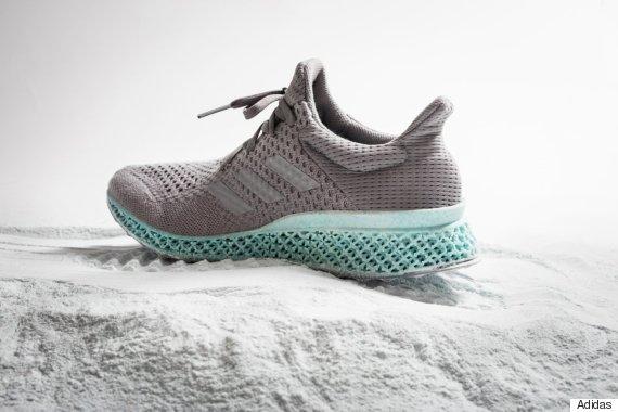 adidas ocean plastic