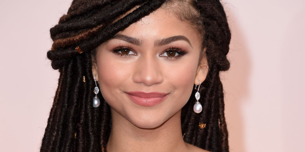 HOLLYWOOD, CA - FEBRUARY 22:  Zendaya arrives at the 87th Annual Academy Awards at Hollywood & Highland Center on February 22, 2015 in Hollywood, California.  (Photo by Steve Granitz/WireImage)
