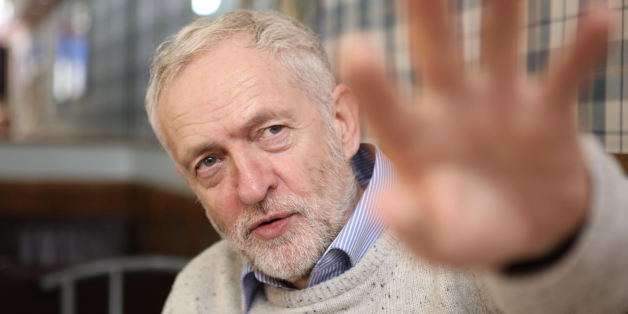 Labour Party leader Jeremy Corbyn attends a fares protest at King's Cross Station, London, as the Government was accused of profiting from commuters as the annual hike in rail fares hits people returning to work.