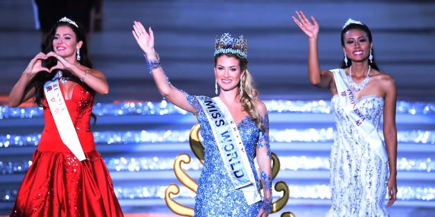 PHOTOS. Miss World 2015 est Espagnole, mais ce n'était pas la favorite des internautes