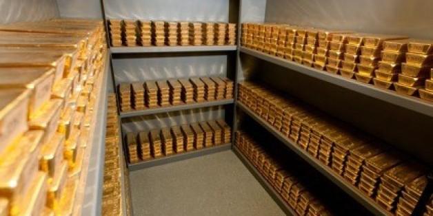 Warum Deutschland heimlich seinen legendären Goldschatz nach Hause holt