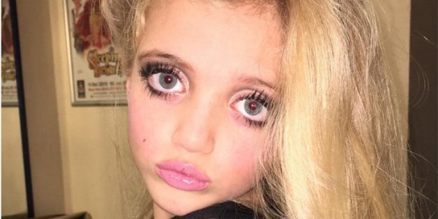 Katie Price Tochter wird jetzt Model.