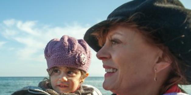 Veronica Ferres  und Susan Saradon gehen mit gutem Beispiel voran.