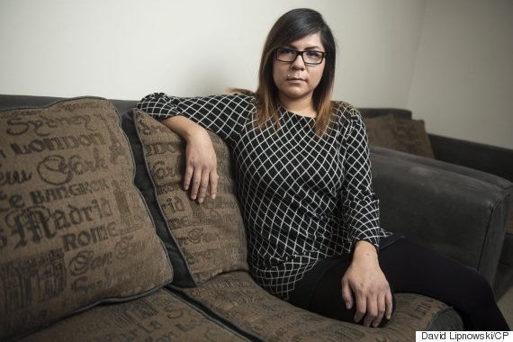 angeline spence manitoba foster care