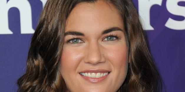 """In der Serie soll die Schauspielerin eine """"mutige Kämpferin"""" spielen."""