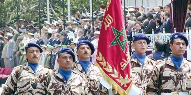 Le Maroc à la 20e place des pays les plus militarisés au monde.