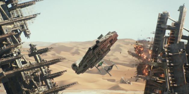 Star Wars knackt die Rekorde.