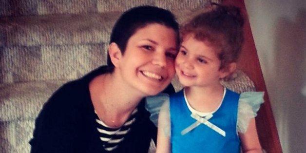 Heather und ihre Tochter