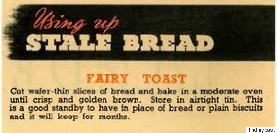 World war 2 recipes brain souffle and fairy bread war food forumfinder Image collections