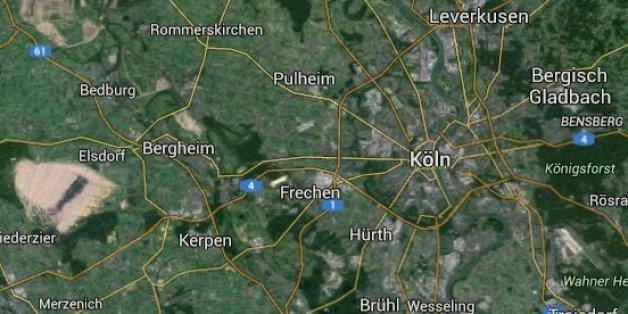 Ein Erdbeben erschreckte die Menschen in Bergheim bei Köln.